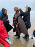 A Discovery of Witches S2 BTS 136
