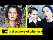 A Discovery Of Witches Matthew Goode & Teresa Palmer Reveal The Magic Behind Series 2 - MTV Movies