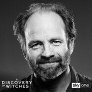 Adrian Rawlins Sky One Promotional Image for ADOW S2