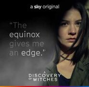 A Discovery of Witches S1 Promotional Image A Discovery of Witches S1 Promotional Image 23
