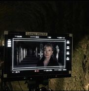 A Discovery of Witches Season 1 BTS 73
