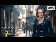 'Creating Elizabethan London Set' Behind the Scenes- A Discovery of Witches Season 2 - AMC