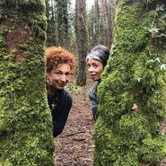 A Discovery of Witches Season 1 BTS 08