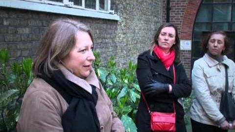 Shadow of Night - Deborah Harkness' walking tour of the city of London
