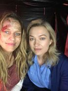 A Discovery of Witches Season 1 BTS 27