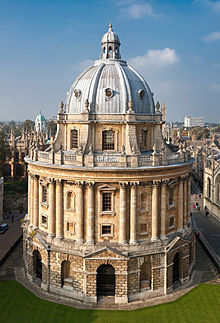 220px-Radcliffe Camera, Oxford - Oct 2006.jpg