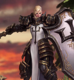 Johanna Heroes Of The Storm Wiki Johanna is a very beefy tank that specializes in absorbing physical damage and johanna talent build: johanna heroes of the storm wiki