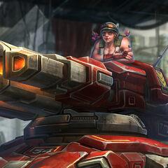 Sergeant Hammer