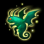 Speedy Dragon Icon.png