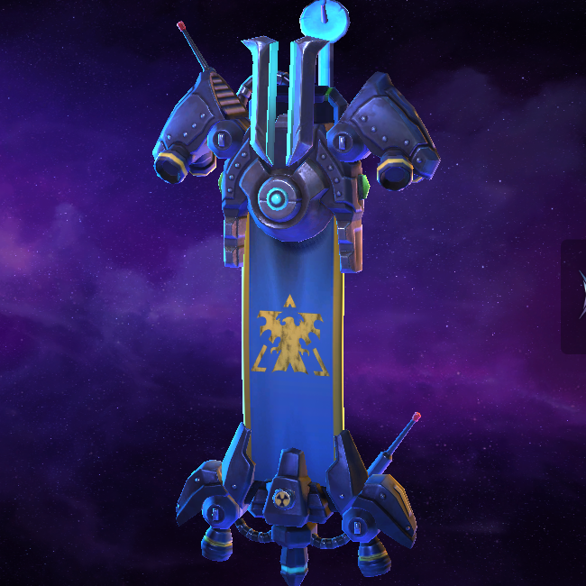 Herkules Terren Kel | Lore Of Starcraft Collectables Mount Sprays Banners And