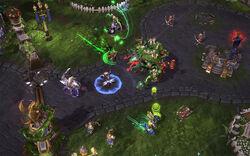 Garden of Terror Gameplay 02.jpg