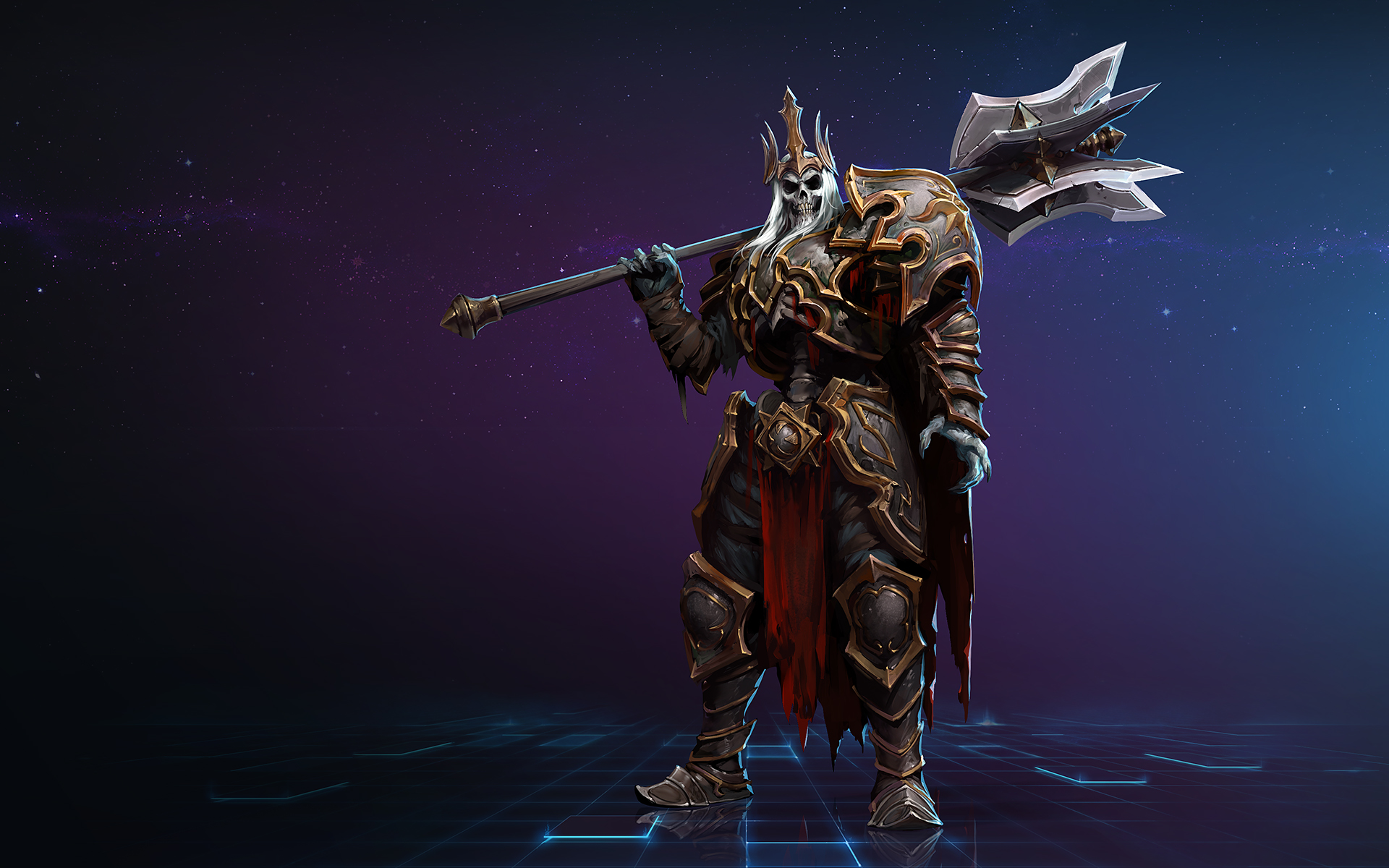 Leoric Heroes Of The Storm Wiki Driven to madness by the spirit of diablo, leoric brought untold suffering on his kingdom. leoric heroes of the storm wiki