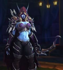 Sylvanas Heroes Of The Storm Wiki Heal for 15% of damage dealt by sylvanas to enemies with 3 stacks of banshee's curse. sylvanas heroes of the storm wiki