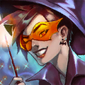 Witchin' Time Tracer Portrait.png