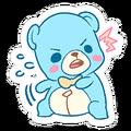Shocked Cuddle Bear Stitches Sticker Spray.png