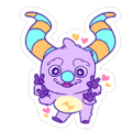 Cute Tickle Mephisto Sticker Spray.png