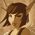 Gold Canary Tyrande Portrait.png
