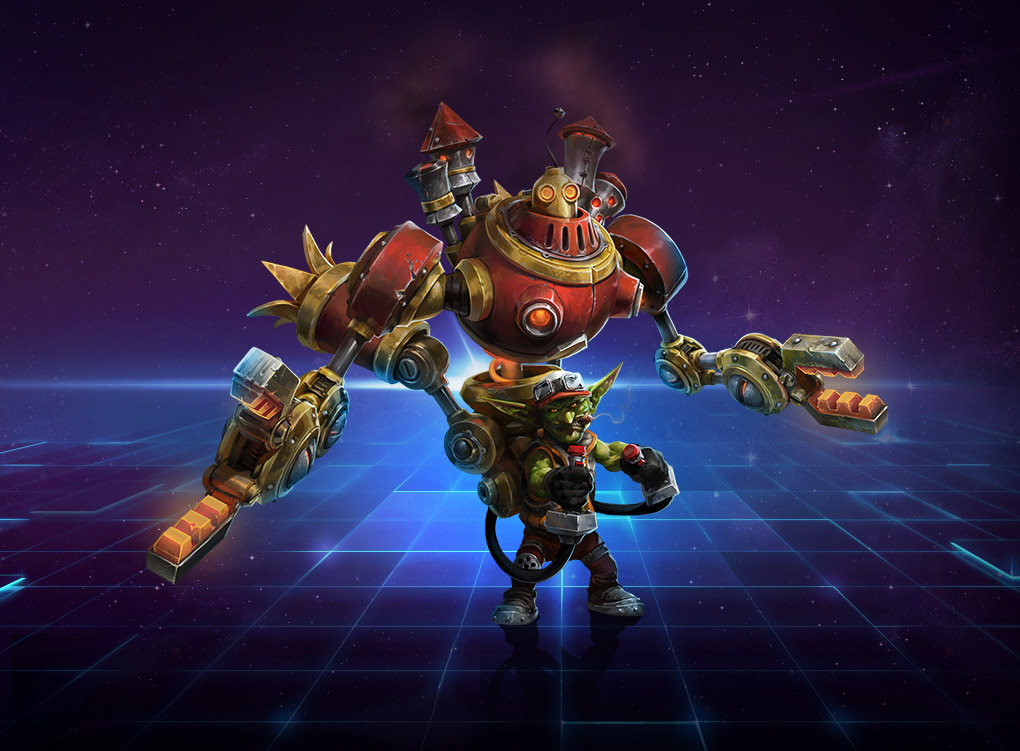 Gazlowe Heroes Of The Storm Wiki With decent survivability provided by talents, gazlowe can easily survive dives. gazlowe heroes of the storm wiki