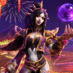 Li Ming Build : This specialised artillery build provides superior ranged damage.