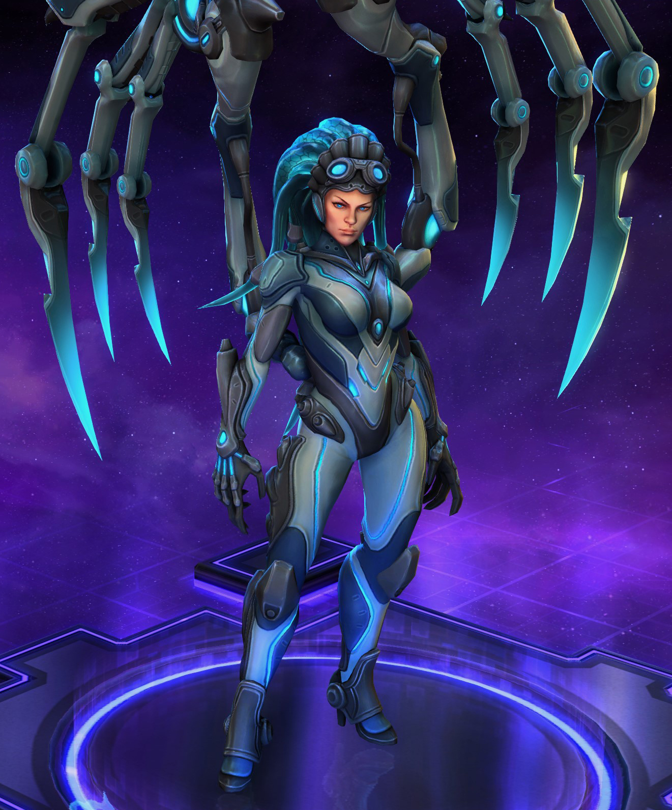 Sarah Kerrigan Abilities Quotes And Skins Lore