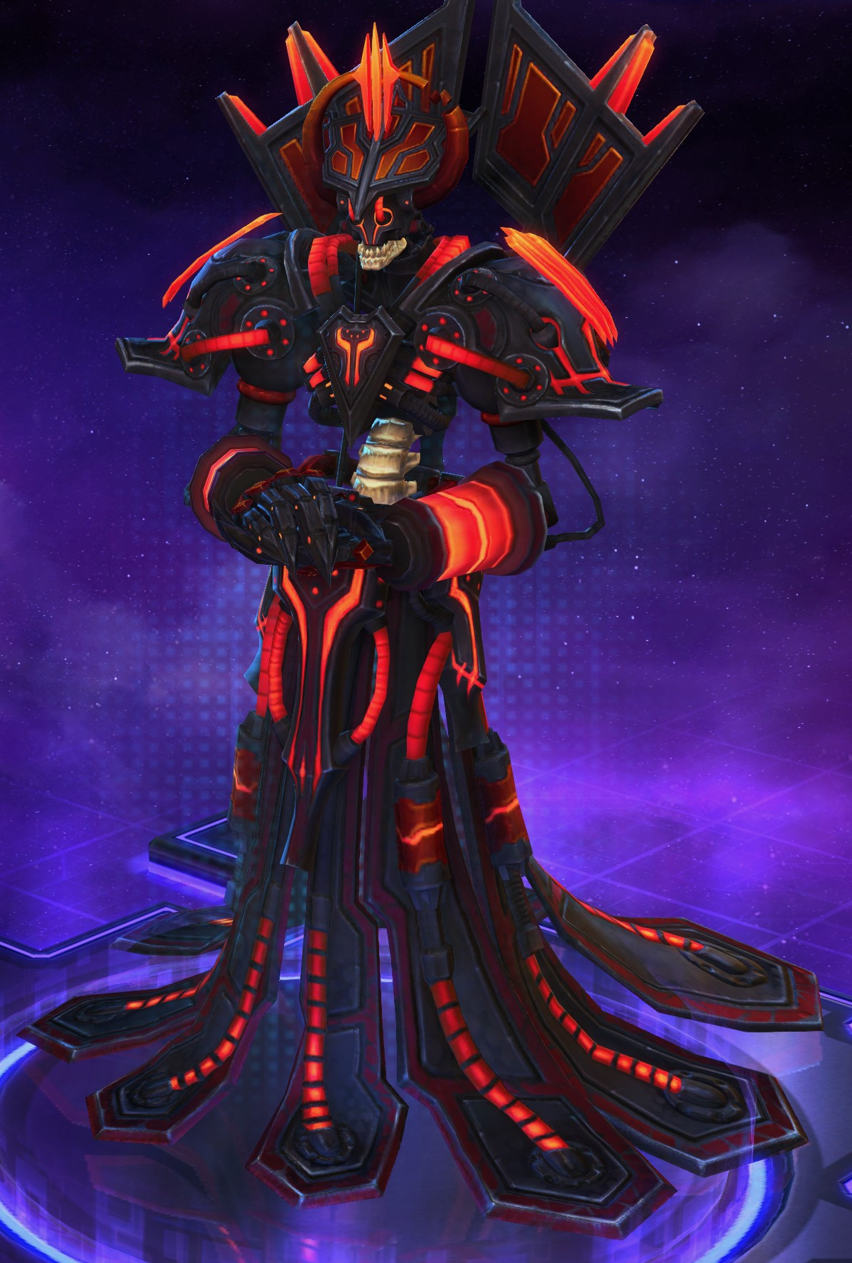 Kel 39 thuzad character abilities and quotes lore - Heroes of the storm space lord leoric ...