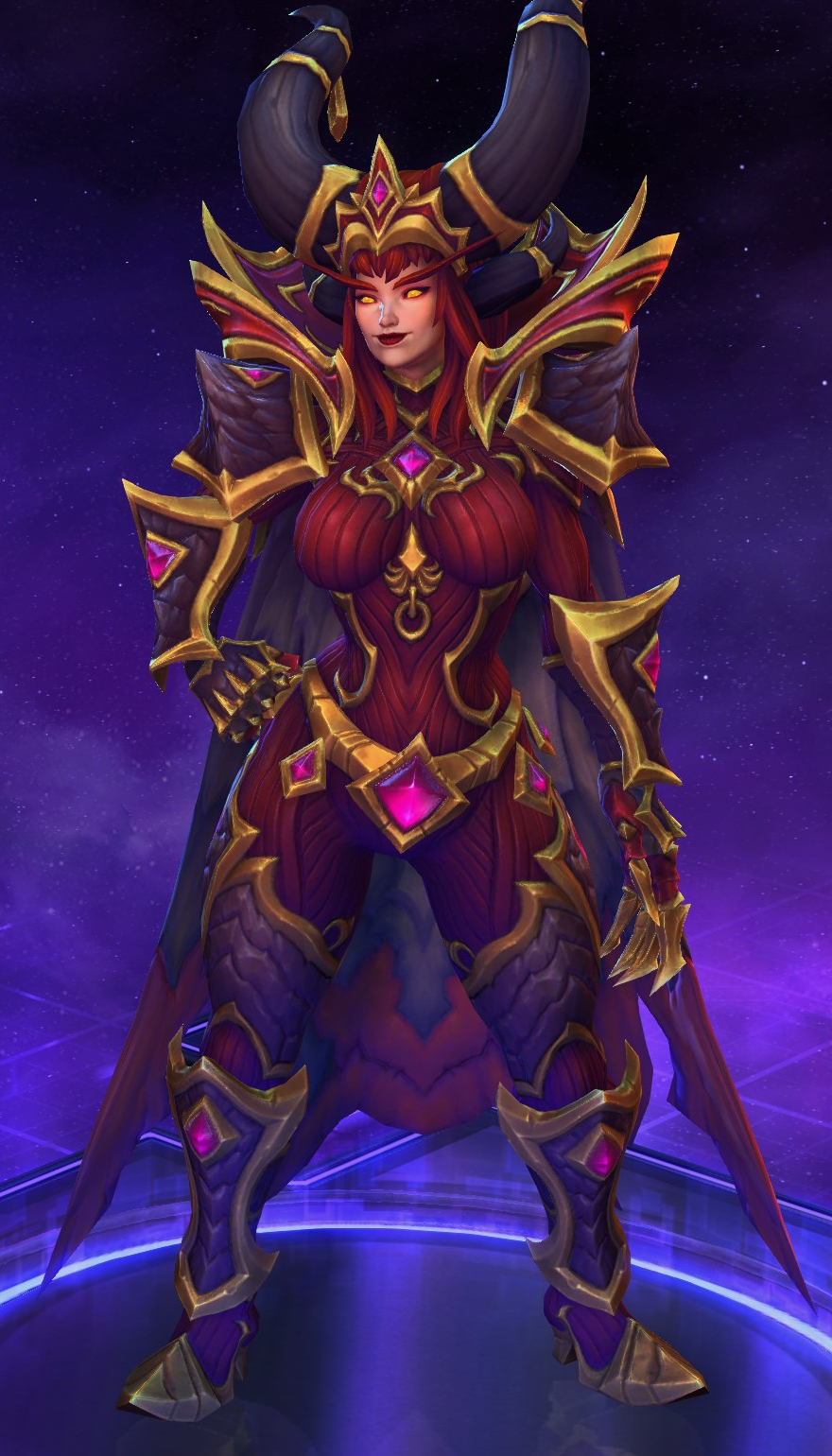 Alexstrasza Abilities Quotes And Skins Lore Heroesofthestorm