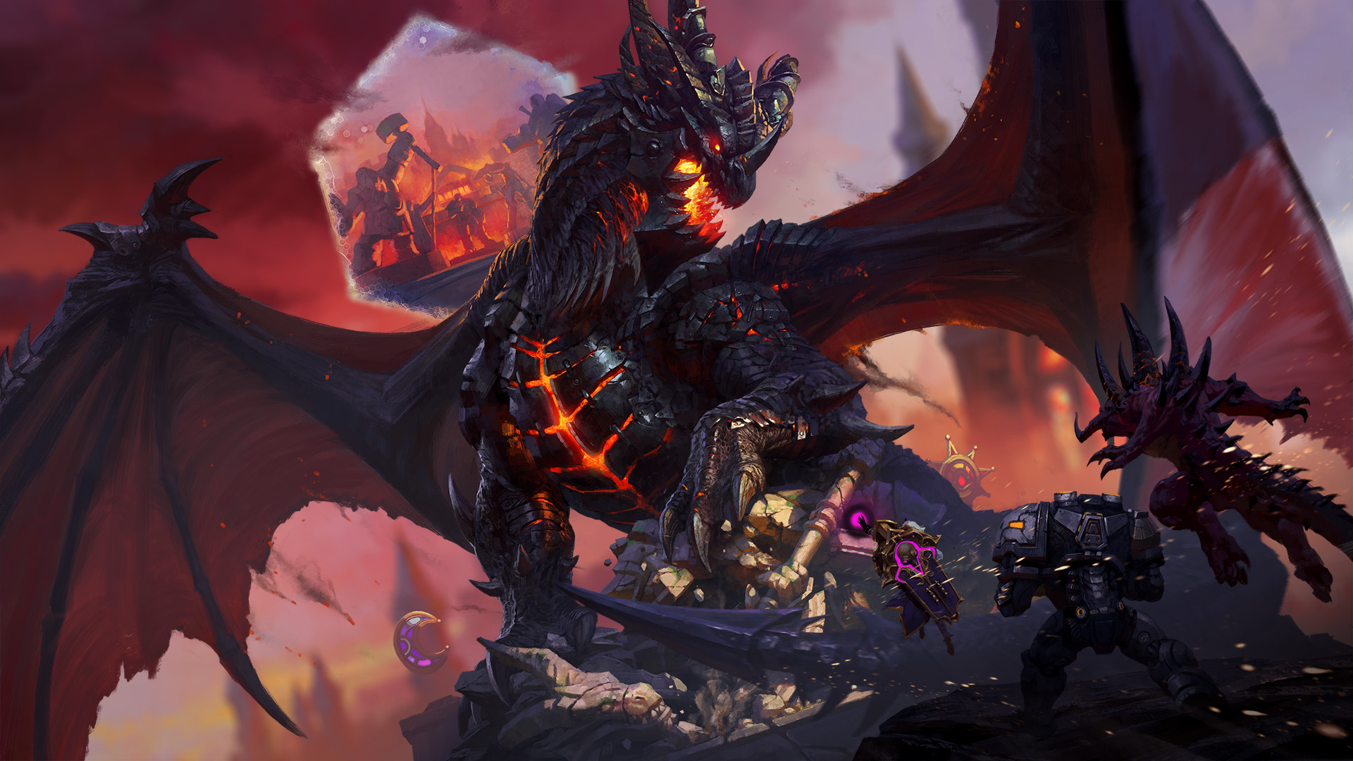 Deathwing - Heroes of the Storm Wiki