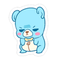 Grumpy Cuddle Bear Stitches Sticker Spray.png