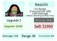 Nezichi Upgrade 2 Card