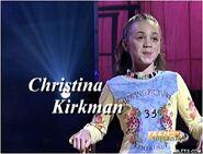 Christina know your stars