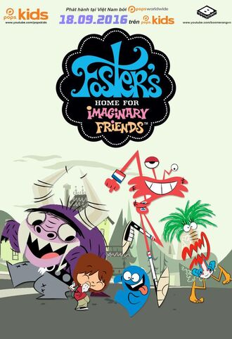 Foster's Home for Imaginary Friends Cover.jpg