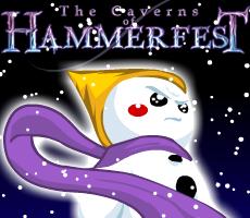 The Caverns of Hammerfest