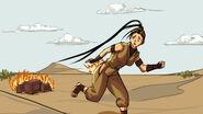 Biuki on fire (1)