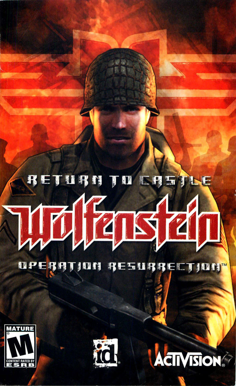 Return to Castle Wolfenstein