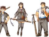 Tokyo Afterschool Summoners/Characters/The Summoners Guild
