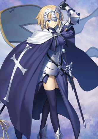 FGO Jeanne Stage 1.png