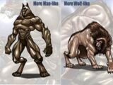 Our Werewolves Are Different