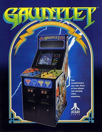 Gauntlet 1985 Arcade Poster.jpg