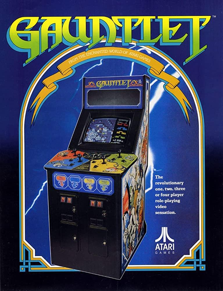 Gauntlet (1985 video game)