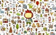 Scribblenauts wallpaper