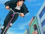 Hero Stole My Bike