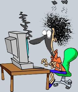 Internet Backdraft