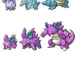 Pokémon/Characters/Generation I Families