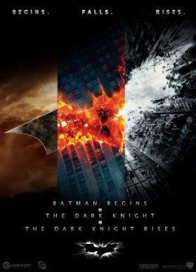 The Dark Knight Saga
