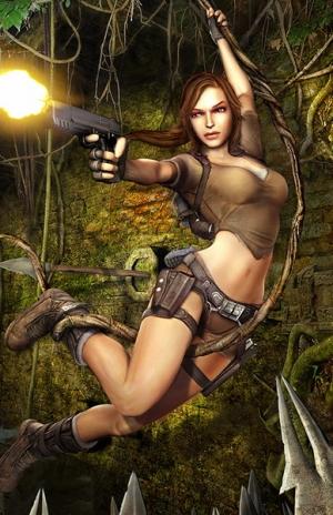 Action Girl/Image Links