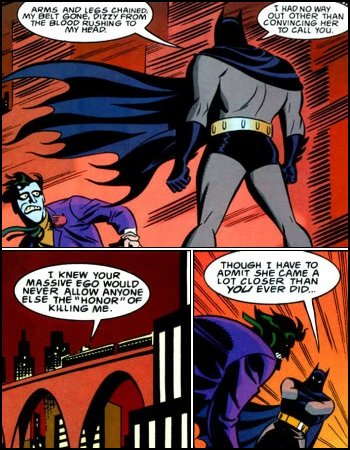 Batman Gambit