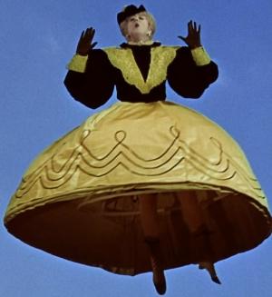 Parachute Petticoat