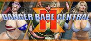 Danger Babe Central Logo