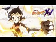 Hibiki's Transformation - Symphogear XV