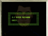 The Password Is Always Swordfish